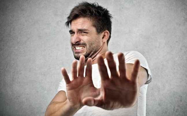 Η αηδία και το αίσθημα ανατριχίλας είναι σημάδια υγείας