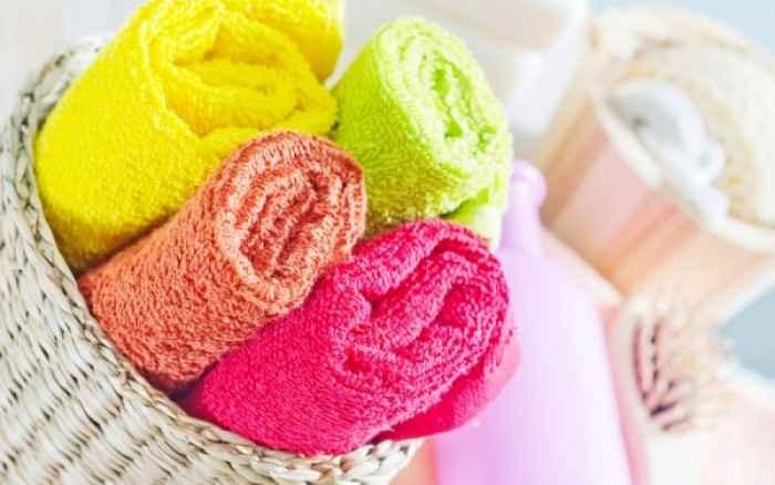 Κάθε πότε πλένουμε τις πετσέτες του μπάνιου;