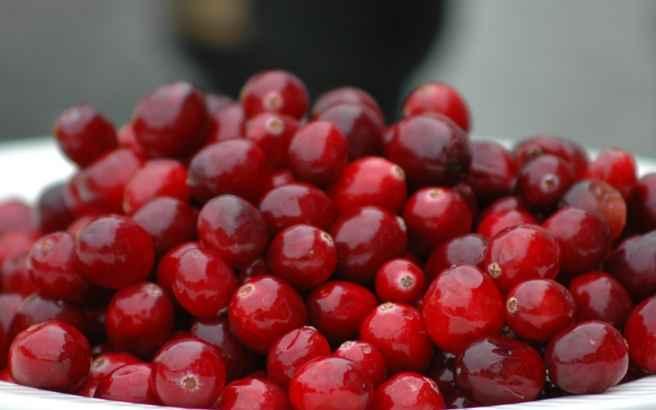 Μάσκα με cranberries για αντιγήρανση