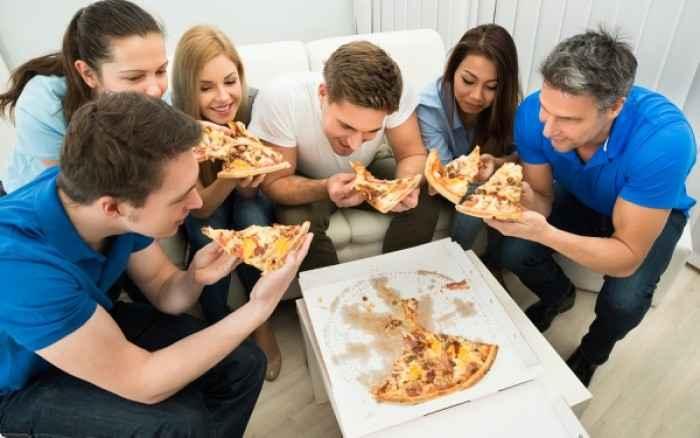 Πες μου το φίλο σου να σου πω... πόσο τρως!
