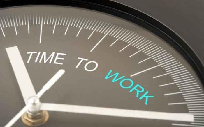 Ποιο είναι το ιδανικό εργασιακό ωράριο