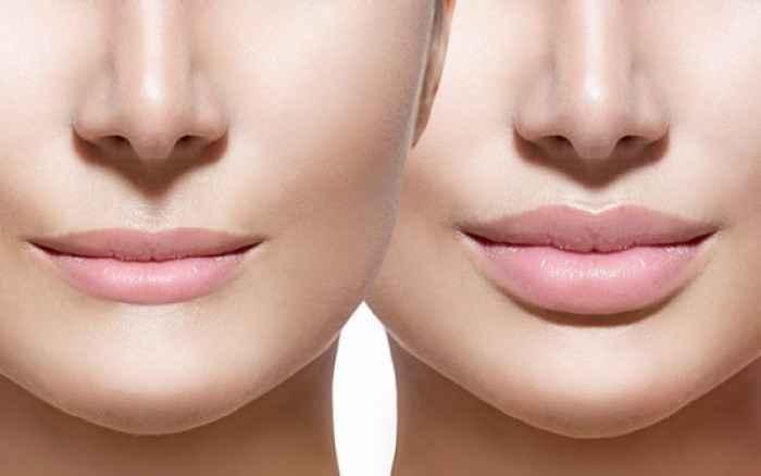 Πώς θα κάνετε τα χείλη σας να φαίνονται ζουμερά σε λιγότερο από 1 λεπτό;
