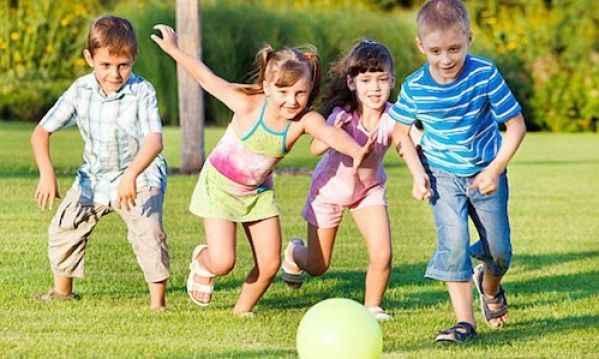 Τα οφέλη του αθλητισμού για τα παιδιά!