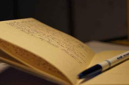 Το μυστικό της ευτυχίας κρύβεται στο… ημερολόγιο
