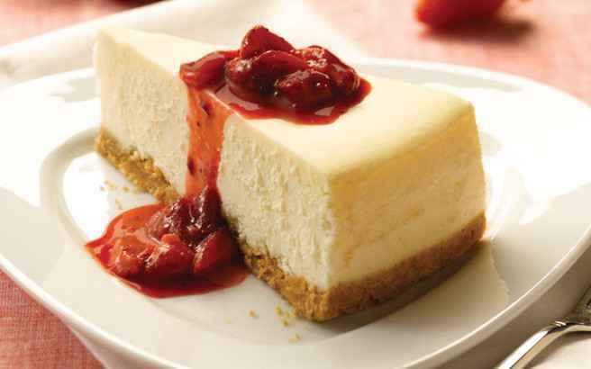 Φτιάξτε cheesecake