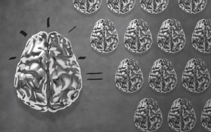 Ένα βήμα πιο κοντά στον υπερ-εγκέφαλο με συλλογική νοημοσύνη