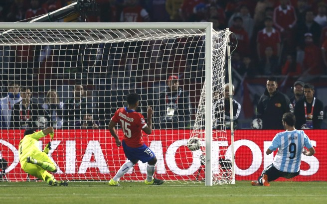 Η Χιλή κατέκτησε το Κόπα Αμέρικα