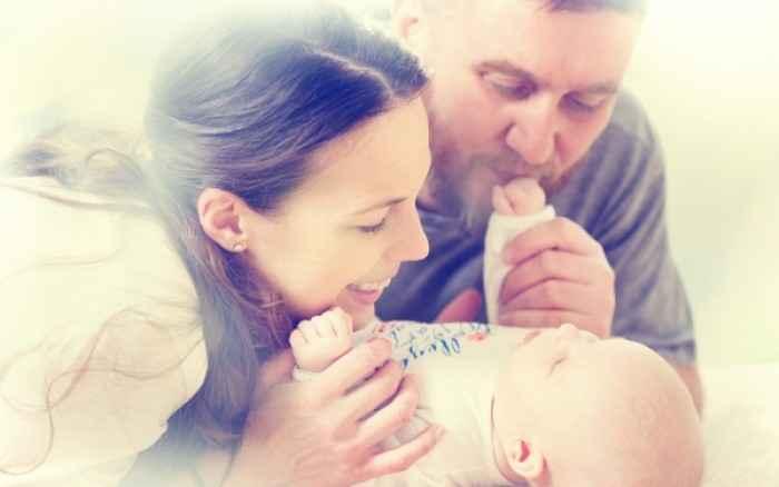 Η ζωή μέσα από τα μάτια ενός νεογέννητου (εικόνα)