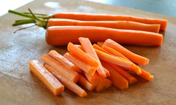 Μάσκα με καρότο, για την πρόληψη των ρυτίδων!