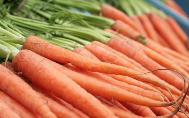 Μάσκα με καρότο κατά των ρυτίδων