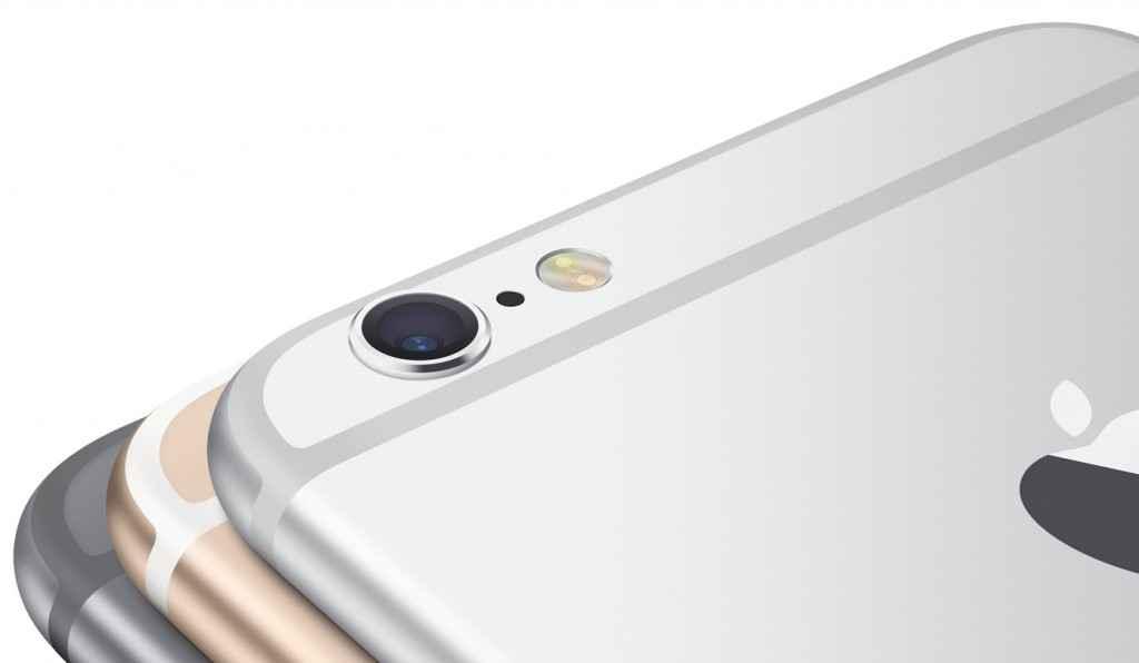 Το iPhone 6s θα έχει μια 5MP FaceTime κάμερα, 12MP πίσω κάμερα με δυνατότητες 4K βίντεο