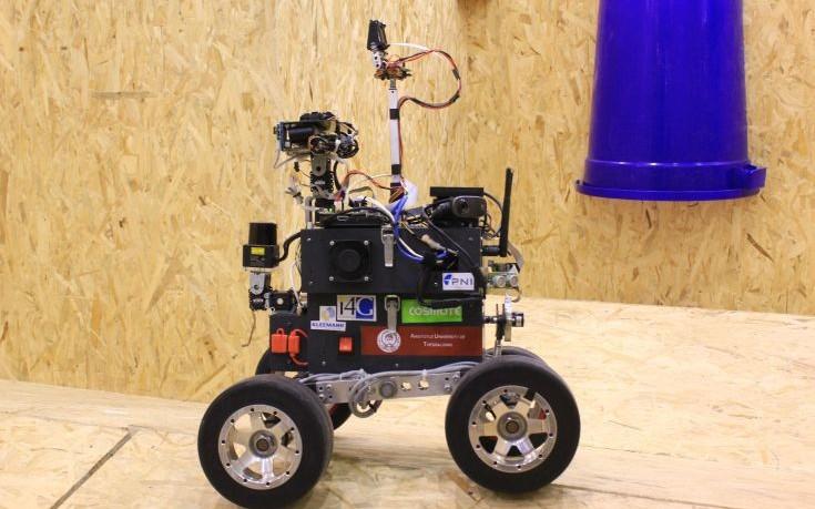 «Ασημένια» η ομάδα ρομποτικής Pandora του ΑΠΘ