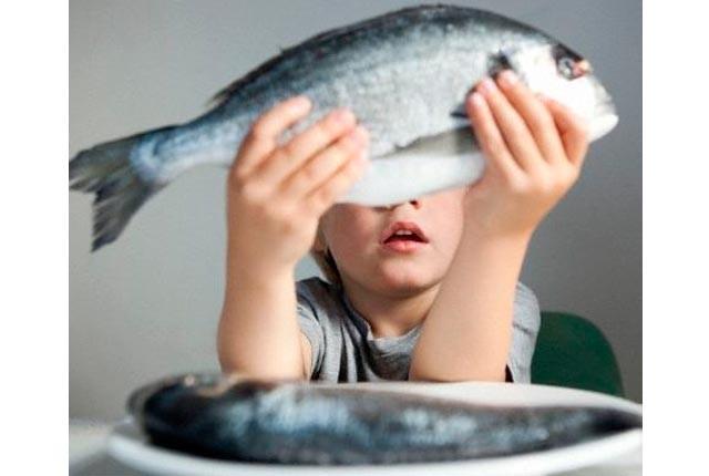 Αν το παιδί σας δεν τρώει ψάρι κινηθείτε έξυπνα