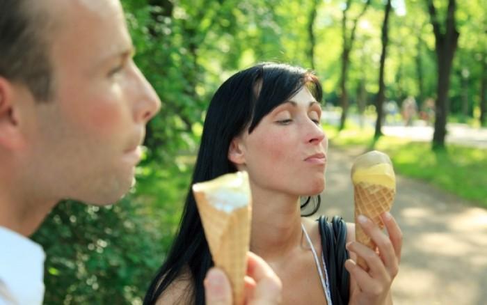 Απολαύστε το παγωτό σας χωρίς τύψεις
