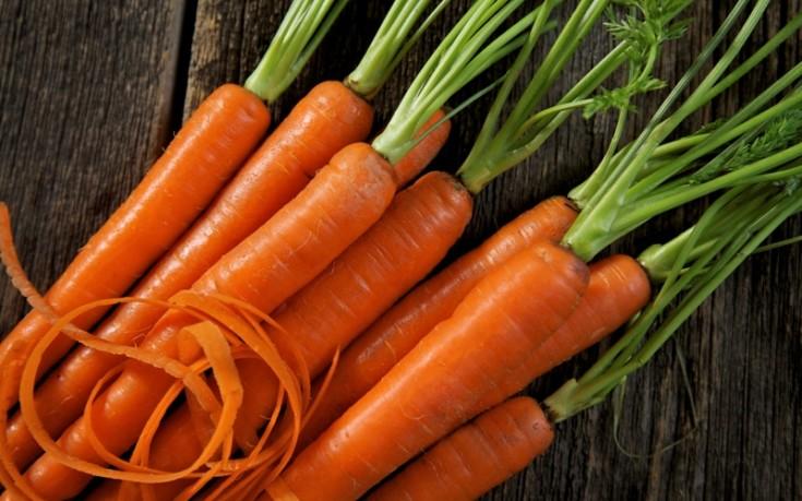 Ενυδάτωση προσώπου με καρότο