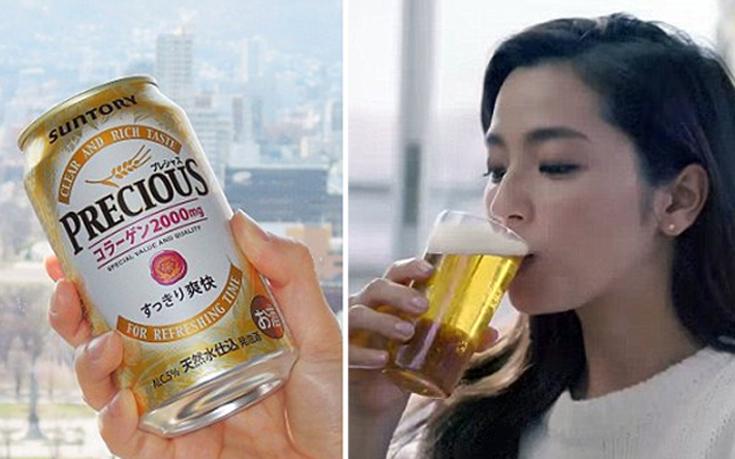 Η μπύρα που χαρίζει νιάτα και ομορφιά