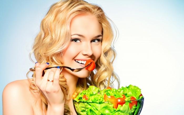 Λάμψη και γοητεία με πράσινα λαχανικά