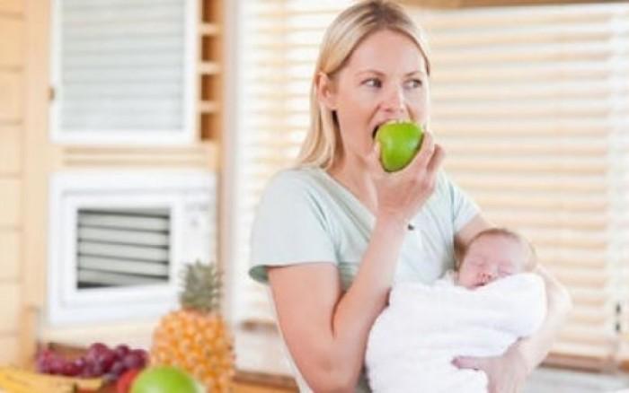 Μετά την εγκυμοσύνη: Διατροφή και θηλασμός