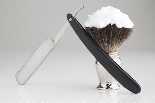 Φτιάξτε τη δική σας κρέμα ξυρίσματος!