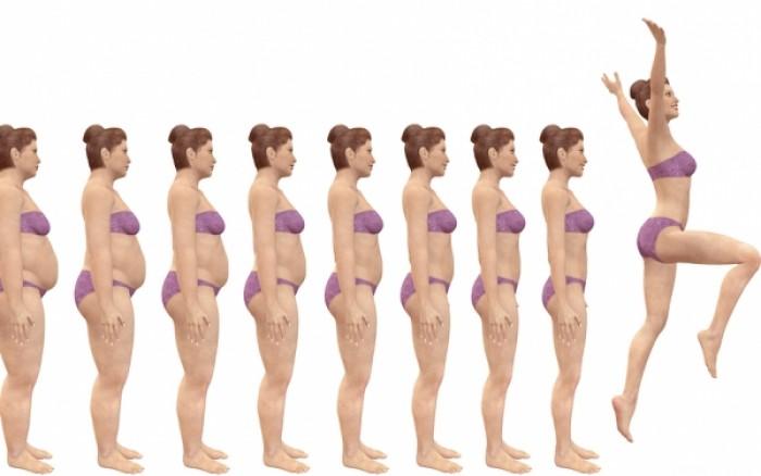 Χάσιμο βάρους και ευεξία - Ή πως να κρατήσετε ψηλά το ηθικό σας, όταν μειώνονται οι πόντοι
