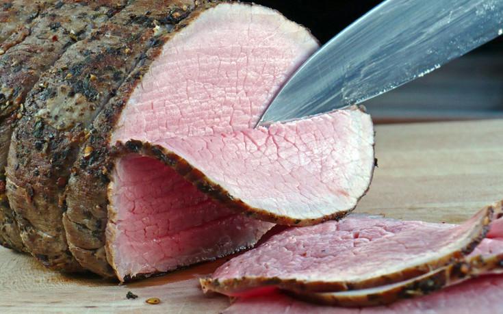 Roasted Beef με ταμπάσκο