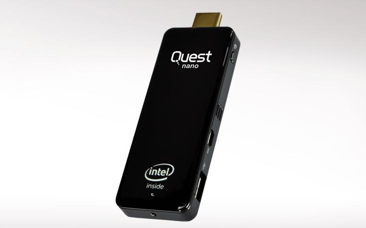 Ένα μικροσκοπικό PC με μεγάλες δυνατότητες
