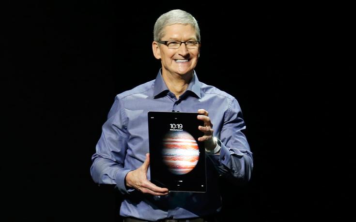 Αυτό είναι το νέο iPad Pro
