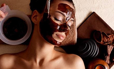 Για λάμψη, ενυδάτωση και αντιγήρανση μάσκα με σοκολάτα!