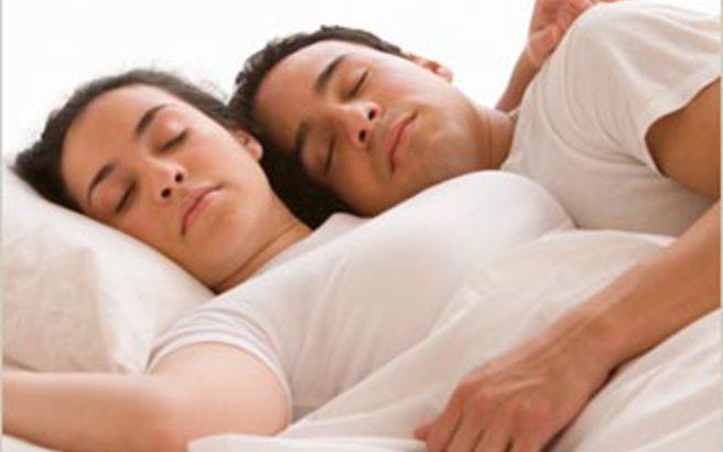 Η έλλειψη ύπνου προκαλεί συνάχι