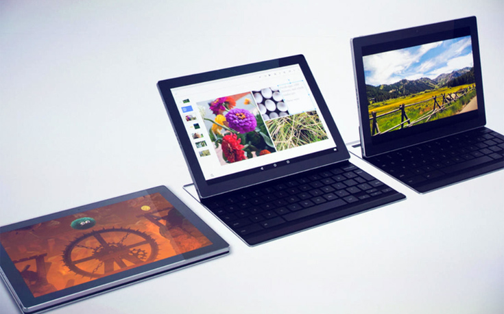 Η Google αποκάλυψε το νέο tablet Pixel C