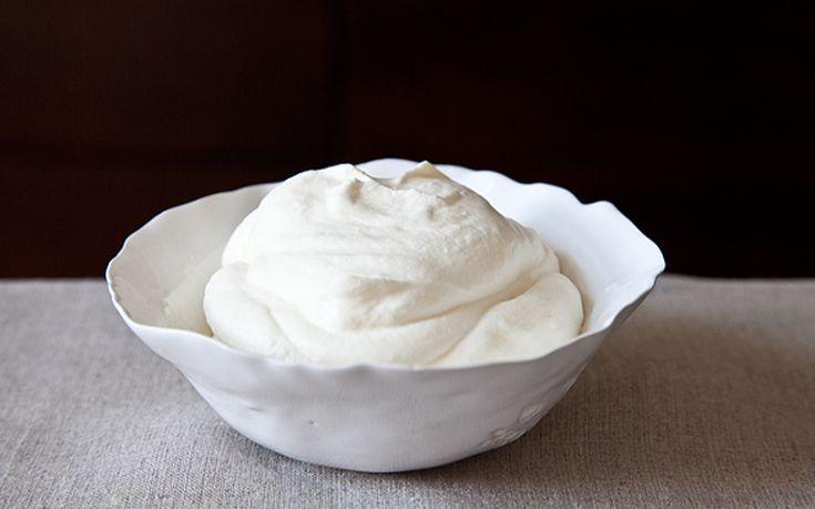 Φτιάξτε κρέμα μαστίχας