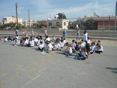 Άσκηση στο σχολείο