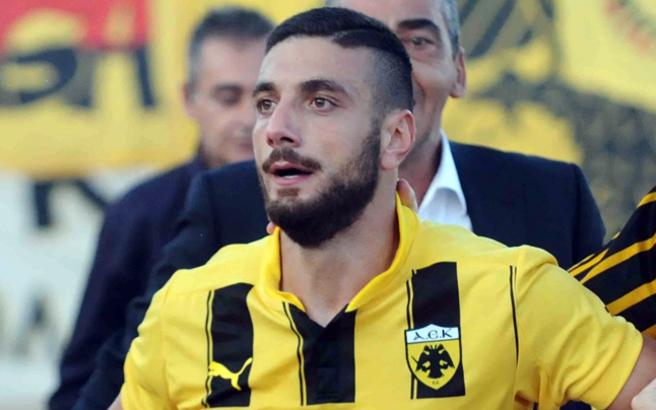 Αραβίδης: Όλη η ΑΕΚ περιμένει αυτό το ματς