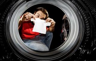 Για τα ρούχα που μπήκαν στο πλύσιμο...υπάρχει ελπίδα!