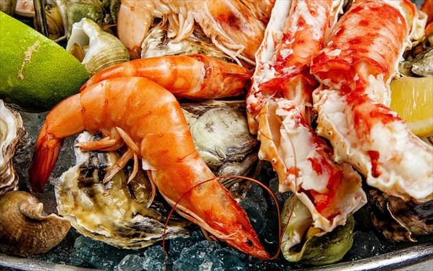 Η διατροφική αξία των θαλασσινών