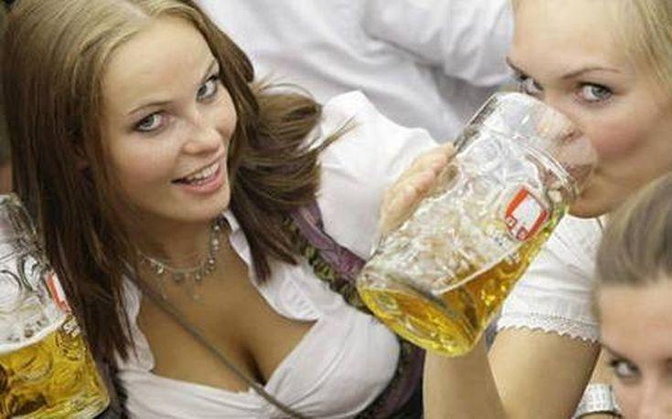 Η μπύρα γυναικείος σύμμαχος κατά του εμφράγματος