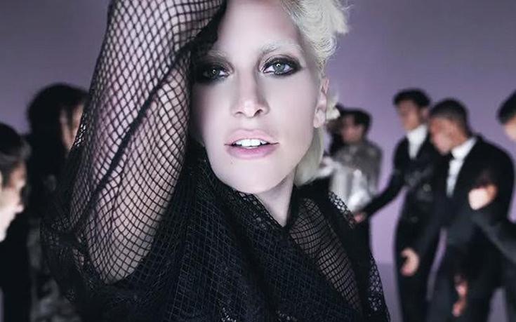 Η Lady Gaga σε βίντεο κλιπ μόδας