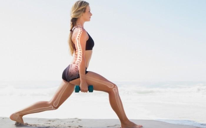 Μπορείς να δυναμώσεις τα οστά σου - Μάθε πώς
