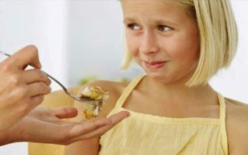 Νέα στοιχεία για το φόβο των παιδιών να καταναλώσουν καινούρια τρόφιμα