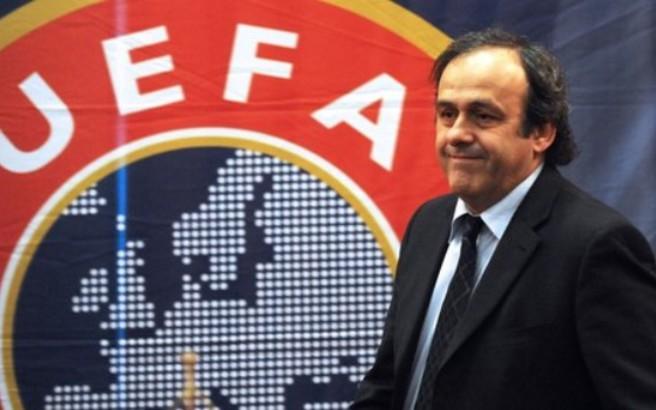 Στηρίζει ομόφωνα Πλατινί η UEFA