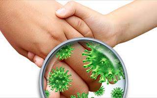 Τα μικρόβια που μας περιβάλλουν φέρουν την υπογραφή μας