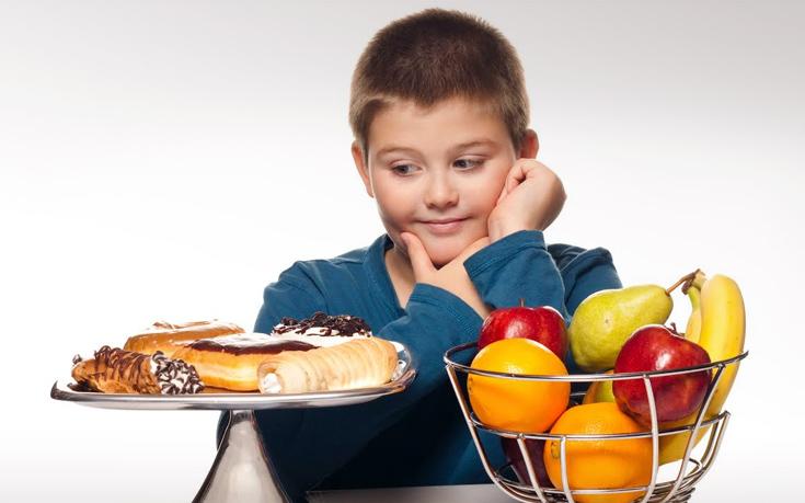 Τα παιδιά ξεστρατίζουν από τη σωστή διατροφή