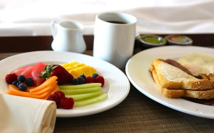 Έξι συστατικά για διαιτητικά πρωινά