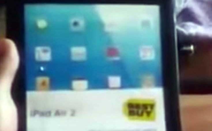 Αγόρασε iPad με 66 λίρες αλλά αυτό που έλαβε δεν το περίμενε