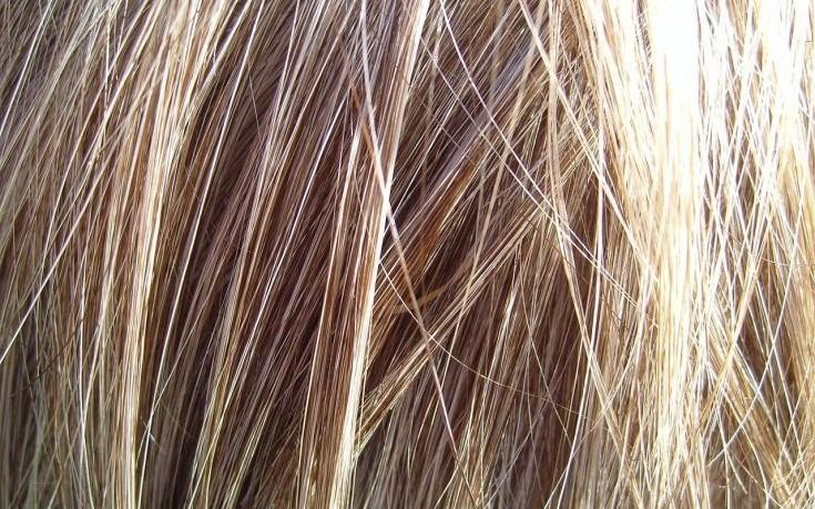 Αντιμετωπίστε την ψαλίδα των μαλλιών με κρόκο αυγού