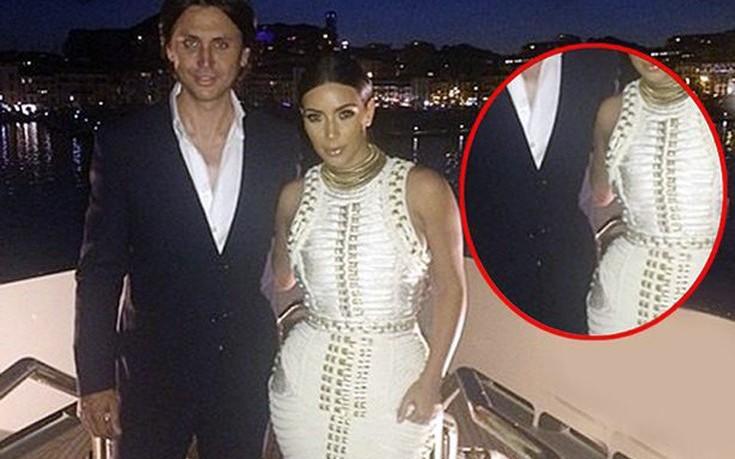 Η Kim Kardashian… έχασε το χέρι της στο Photoshop
