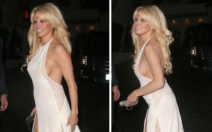 Η Pamela Anderson ανάρρωσε και το γιορτάζει όπως την θέλουν οι θαυμαστές της