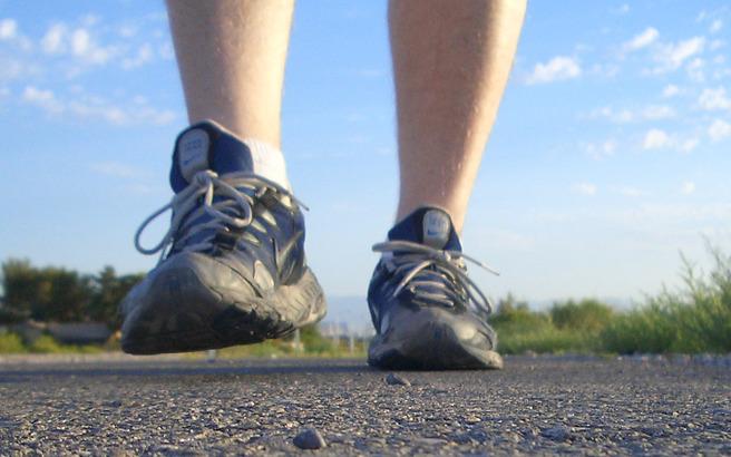 Μισή ώρα περπάτημα ενάντια στον σακχαρώδη διαβήτη