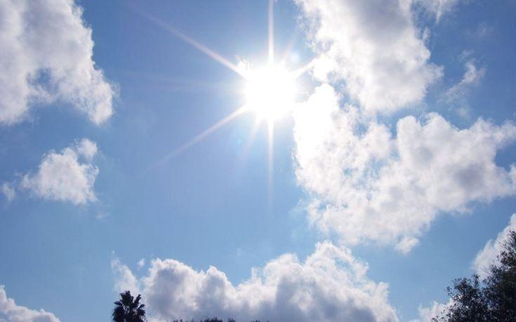 Ο καιρός σήμερα, 8 Νοεμβρίου