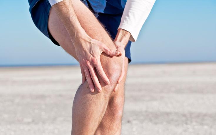 Ρήξη πλαγίων συνδέσμων γόνατος